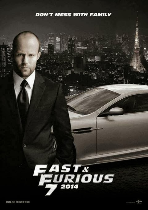 Fast and Furious 7 Actor & Actress