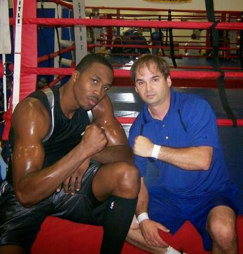 Dwight Howard N... Dwight Howard Shoulder Workout