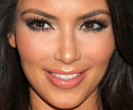 Kim+Kardashian+sourcils