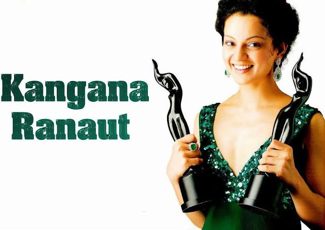 Kangana  Ranaut  HD Wallpaper