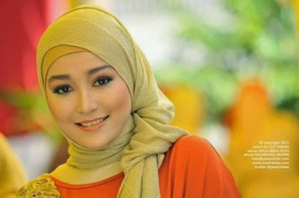 Tips 3. Hijab Modern agar Rambut Tidak Mudah Rontok image