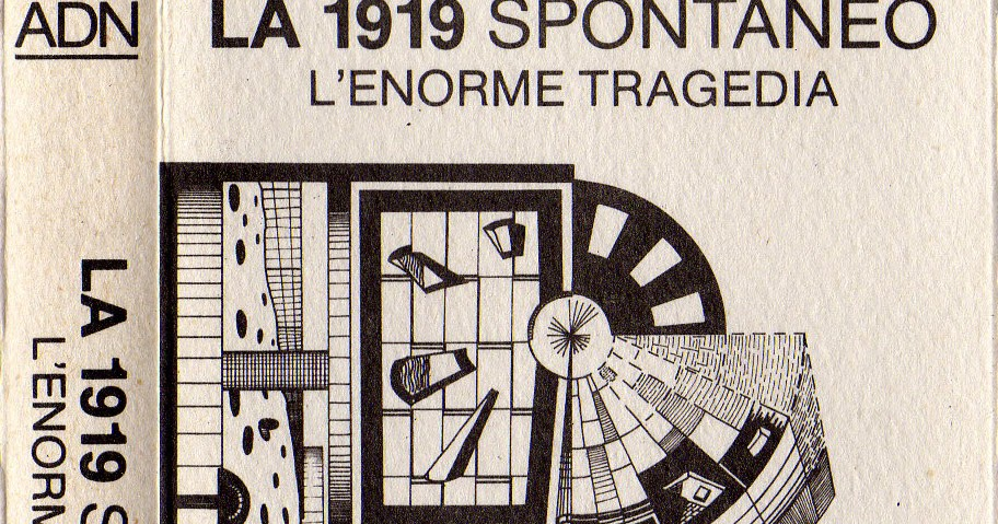 La 1919 Spontaneo LEnorme Tragedia