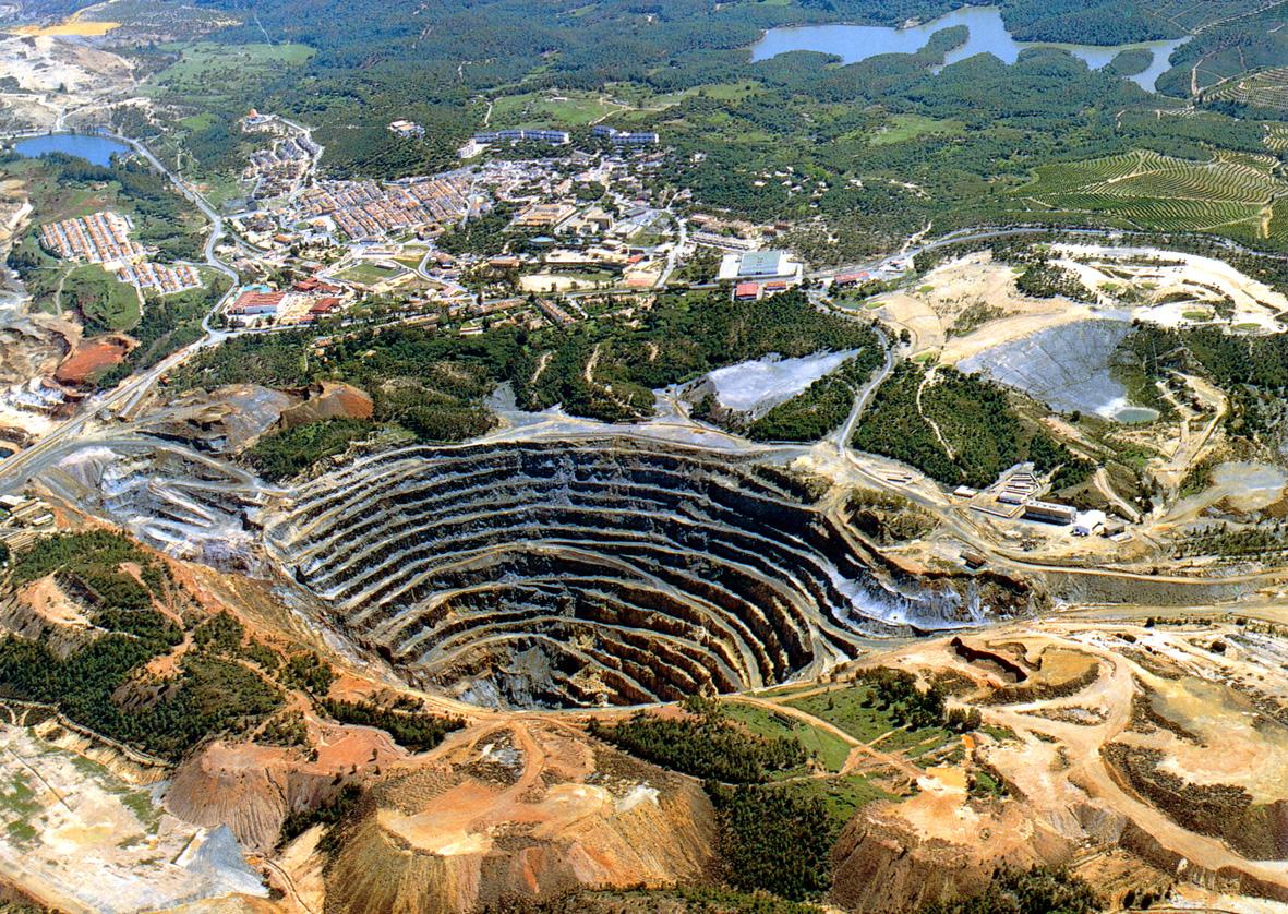 Aire puro entre los venenos mineros est el polvillo de for Como abrillantar el suelo