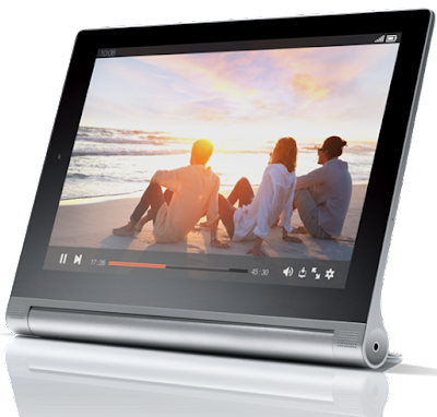 Lenovo Yoga Tablet 2 10.1 Complete Specs and Features