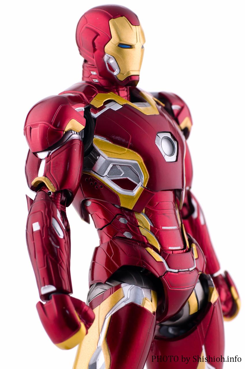 Amazoncom iron man mark 6 Toys amp Games