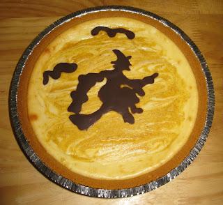 Halloween Cheesecakes