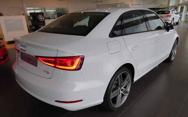 Audi A3 Sedan 2016 flex