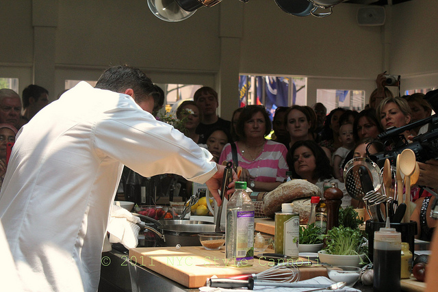 The Kitchen Was Amazing But You Cannot Except Less From House Beautiful And It Was A Packed House