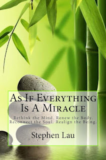 <b>AS IF EVERYTHING IS A MIRACLE</b>
