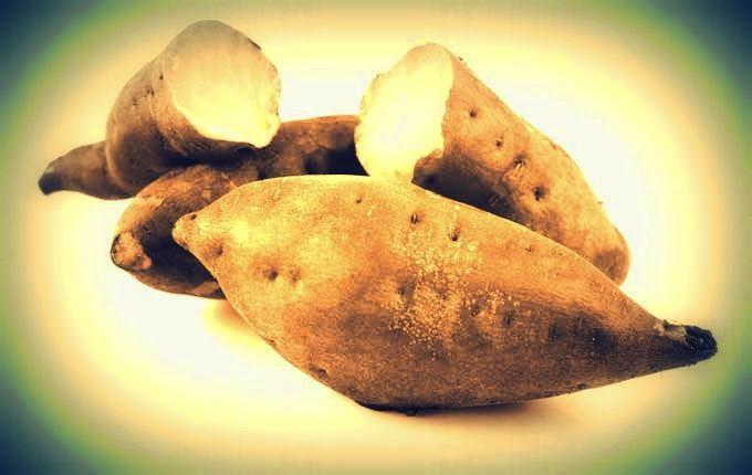 Sweet potatoes, health tips, hair tips