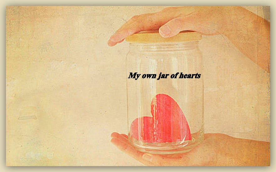 My own jar of hearts