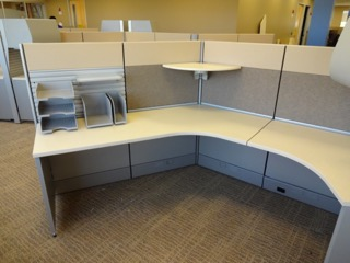 Herman Miller Ethospace office cubicles