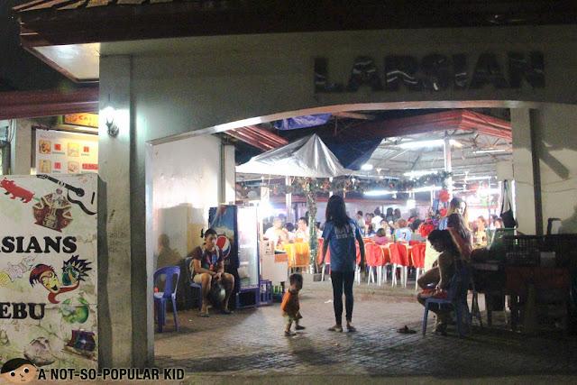 Larsian in Capitol Site, Cebu City