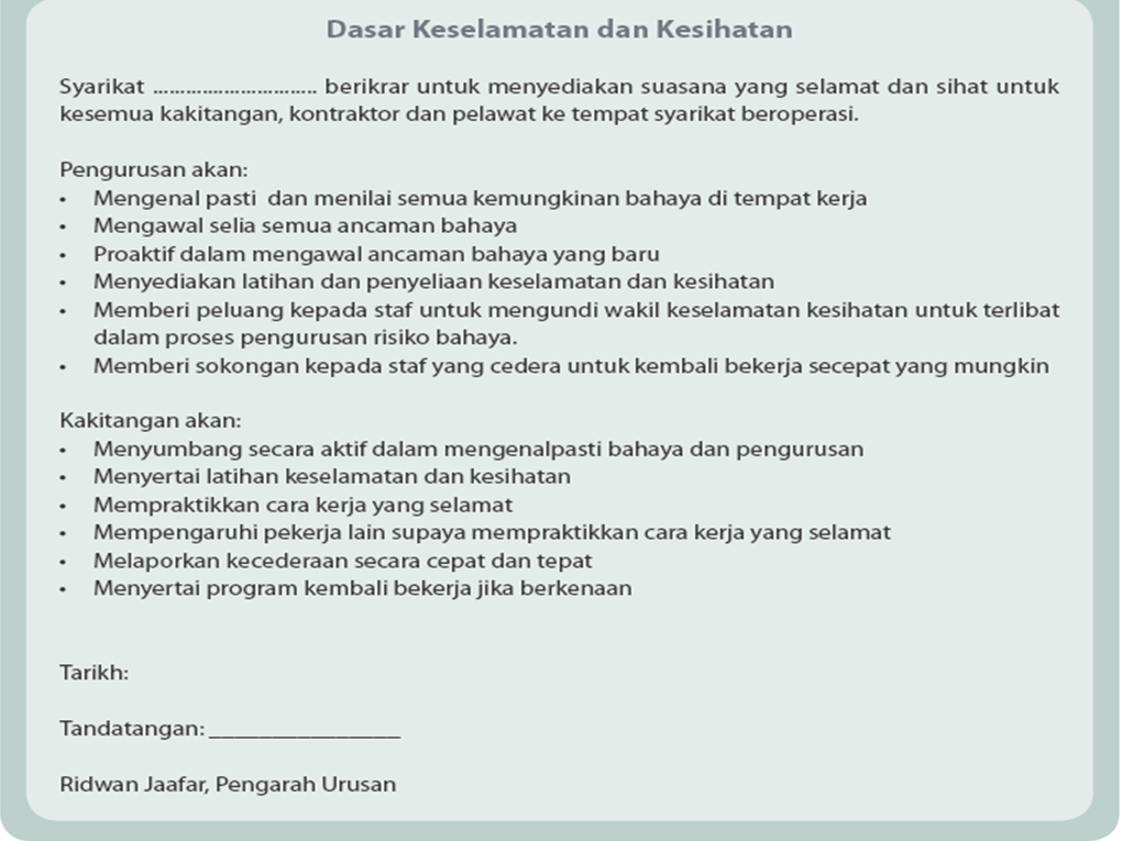 Quality Safety Health Environmental Radiation And Hygiene Management Ms 1722 2011