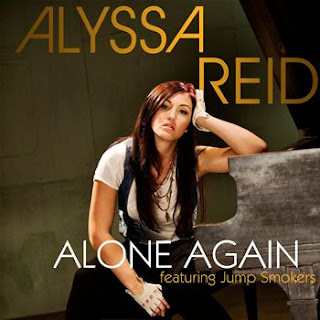 Alyssa Reid - Alone Again (feat. Jump Smokers) Lyrics