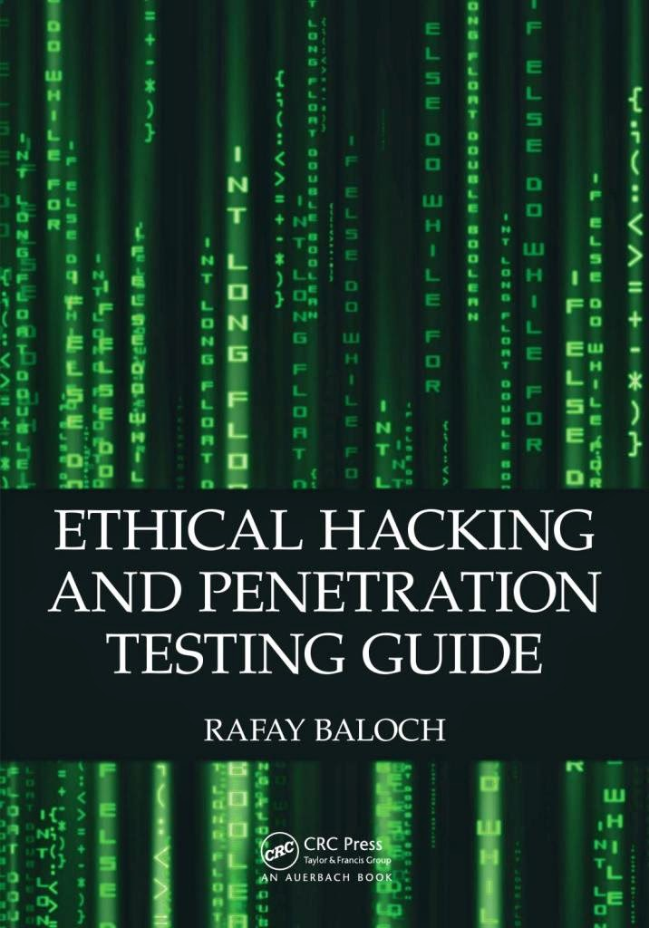 Ethical hacking and penetration testing what