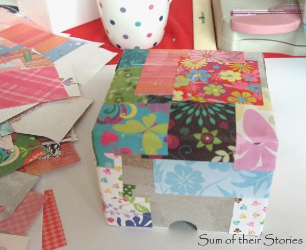 Patchwork Gift Box