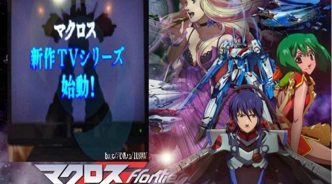 [ Info-Anime ] Anime Macross Tayangkan Serial Baru