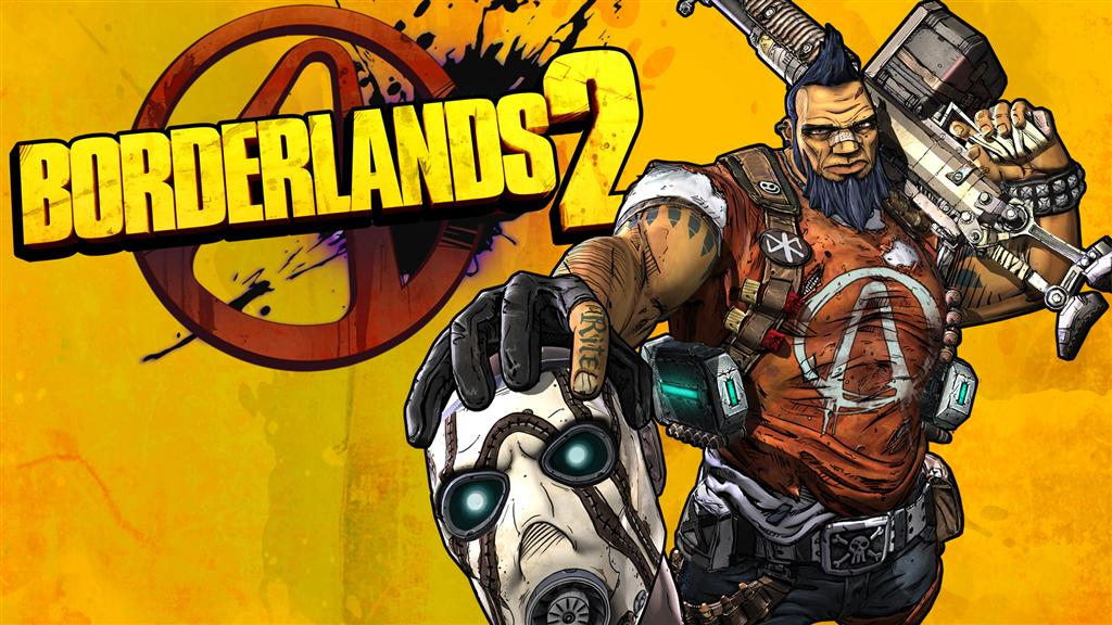 Borderlands HD & Widescreen Wallpaper 0.557851890007471