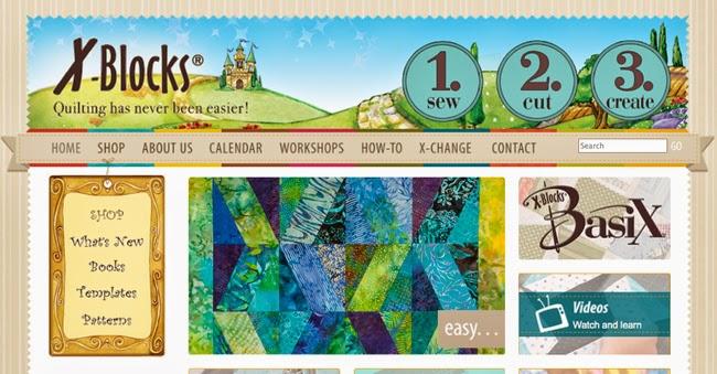 X-Block Website Design - Studio 101 West Marketing & Design
