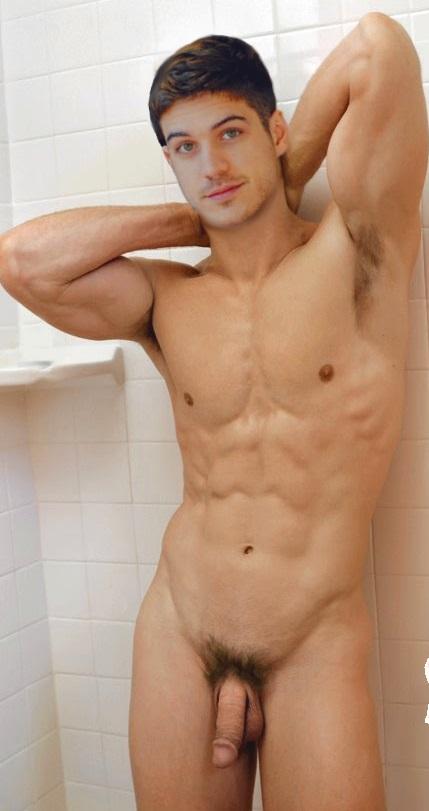 Ator Marco Pigossi Nu Pelado No Banheiro Fake