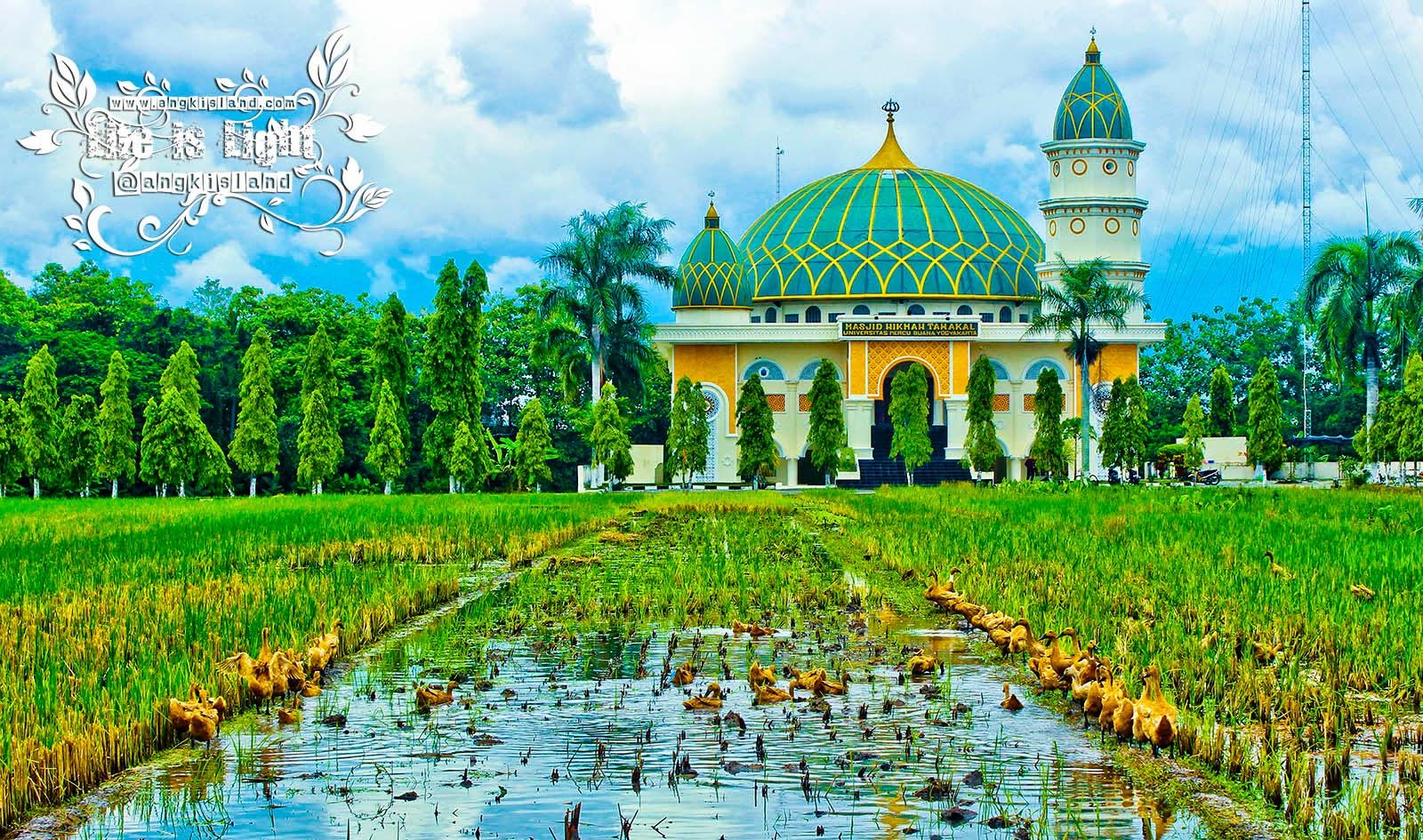 Masjid Hikmah Tawakal