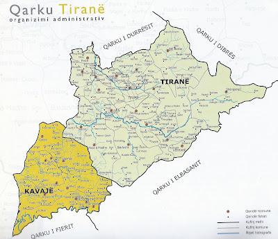 Qarku i Tiranës