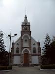 Paróquia Nossa Senhora da Luz localizada no Alto da Boa Vista - RJ