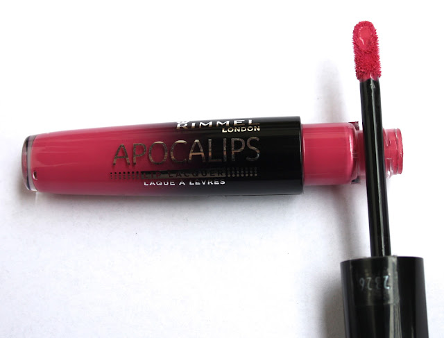rimmel london apocalips lip lacquers in apocaliptic