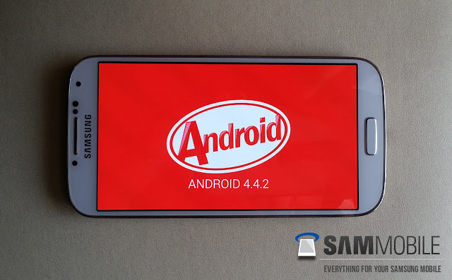 Samsung Galaxy S4 Android 4.4.2