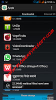 Complete cleaning notification 360 security