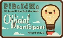 2013 Picture Book Idea Month
