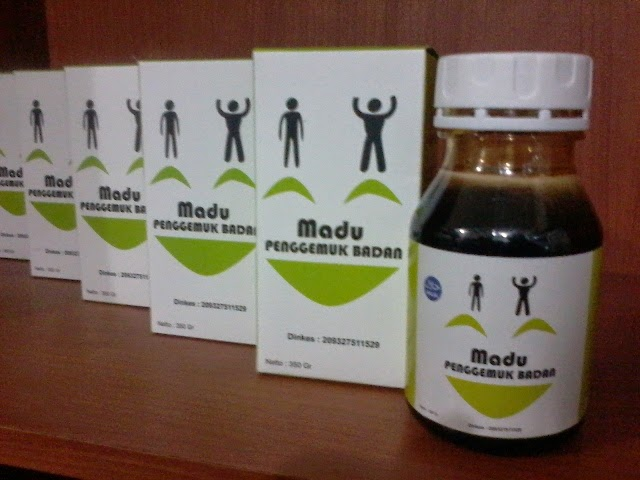 obat-penggemuk-badan-tradisional-madu-Al-Mabruroh
