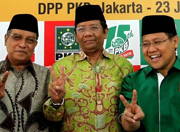 Mahfud MD Fokus Menangkan PKB Meskipun Belum Pikirkan Capres