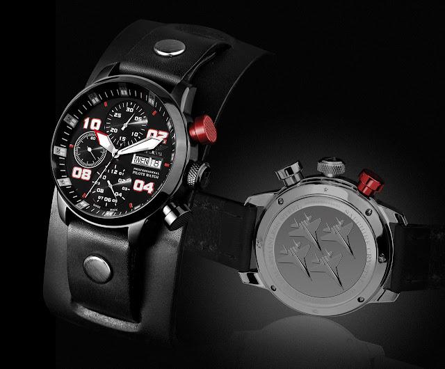 Aviator Professional Edition black