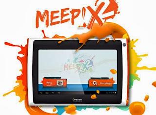 spesifikasi Oregon Meep X2
