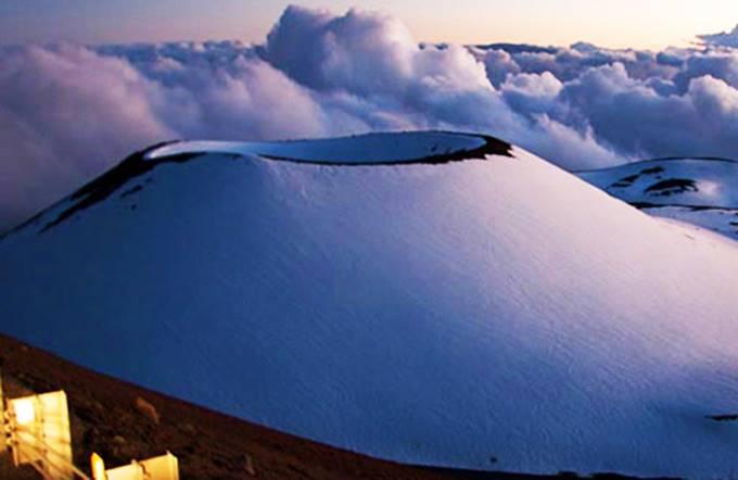 gunung putih