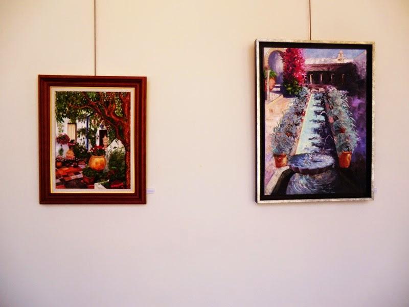"""Exposición """"Patios en esencia"""""""