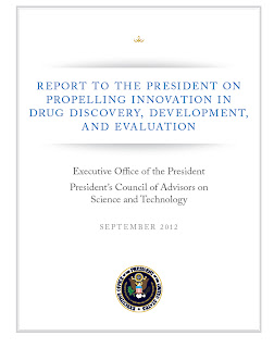 cover of PCAST report