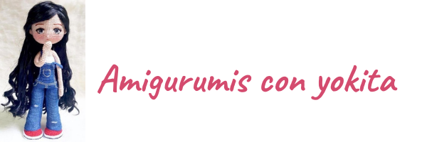 amigurumis con yokita