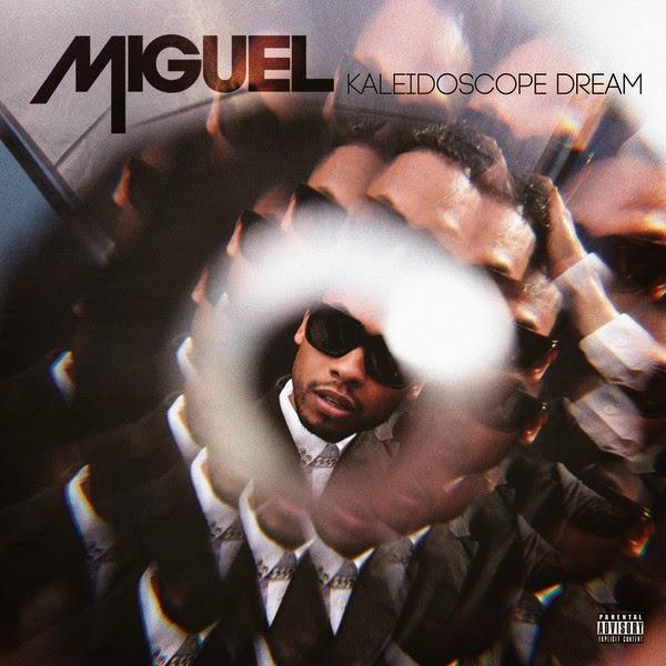 Miguel - Kaleidoscope Dream Cover