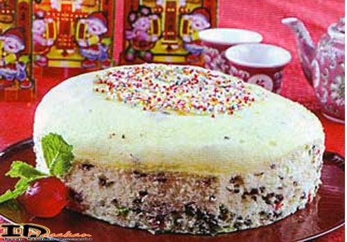 Resep Untuk Membuat Sponge Cake Kukus