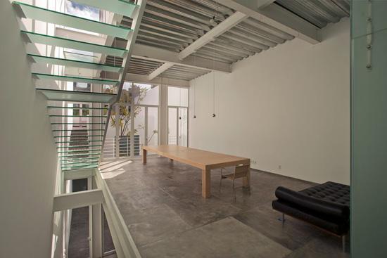 podio casa estudio hxmx por bgp arquitectura