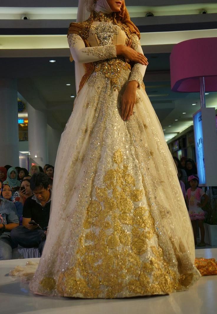 robe-hijab-mariage-2014