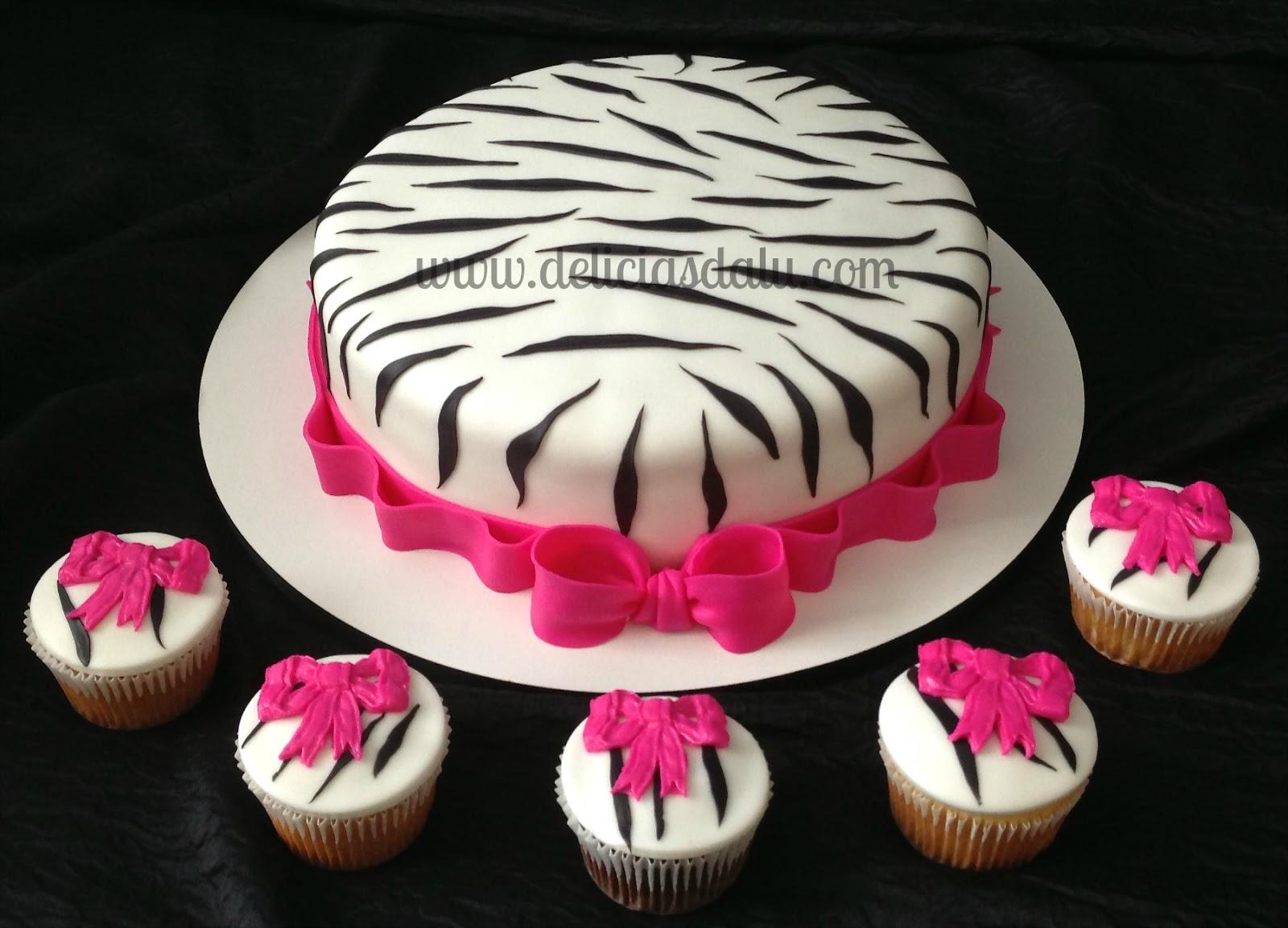 Populares Bolo Zebra | Delicias da Lu Confeitaria Artesanal UO34