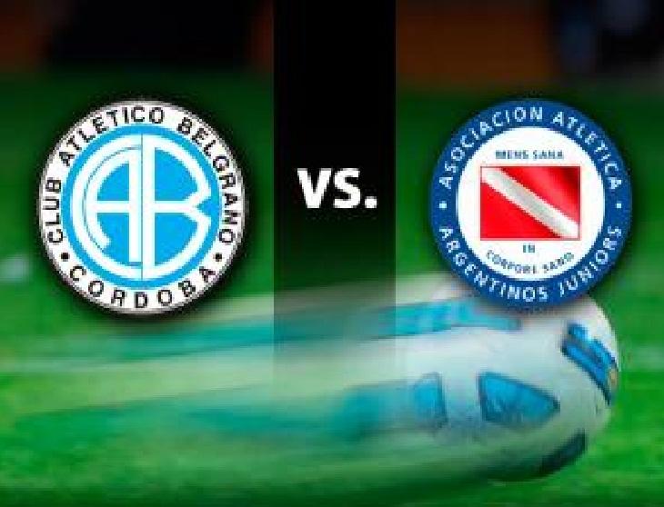 escudos belgrano de cordoba y argentinos juniors