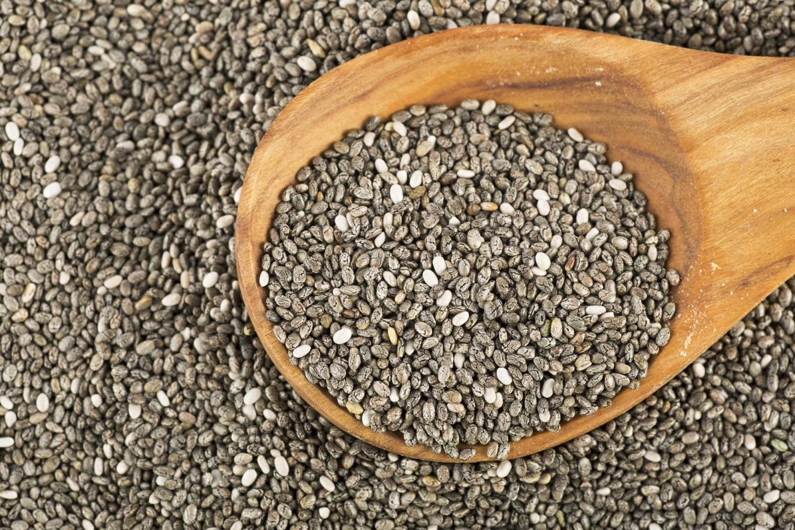 Un coupe faim nutritif les graines de chia - Coupe faim puissant redasan ...