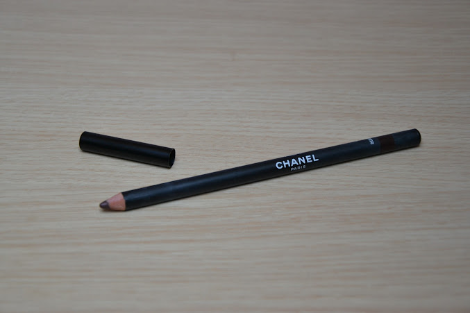 Review:  Chanel Le Crayon Kohl Intense Eye Pencil in Ambre 62