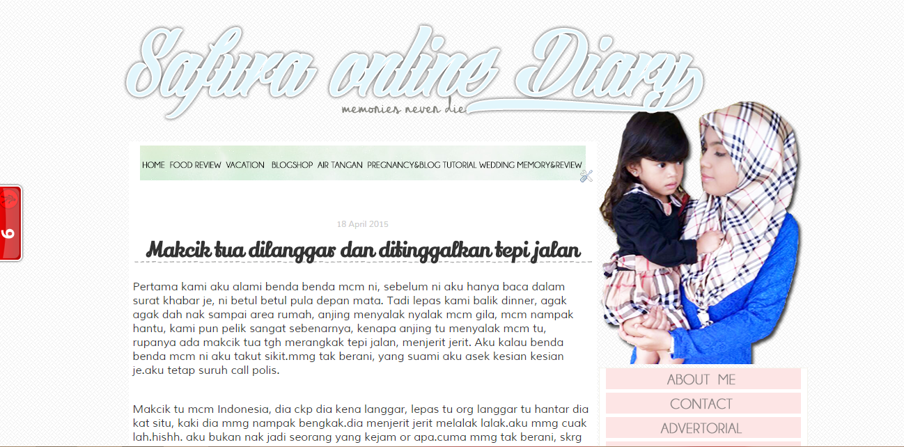full edit blog Safura online diary