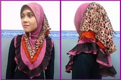 Tudung Chiffon Lily